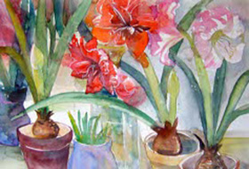 Disegno e pittura: week-end d'arte