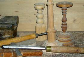 Lezioni pratiche di tornitura del legno